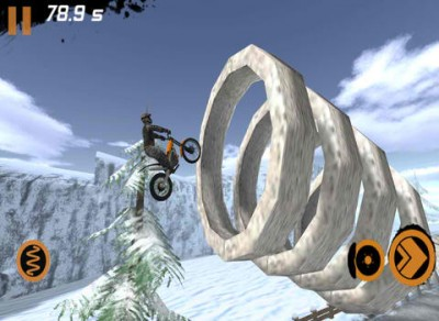 Winter Is Coming To Push The Motorbike Action To The Extreme In Trial Xtreme 2