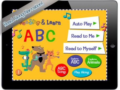 Musically Inclined Animals Help Kids Learn The ABCs