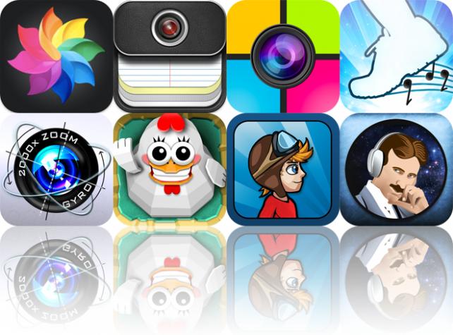 Today's Apps Gone Free: Cinemagram, Shot MeMo, FrameLens, And More