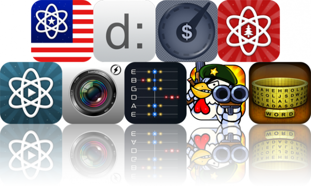 Today's Apps Gone Free: Political Time Machine, Define, Hours Keeper, And More