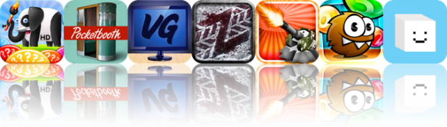 Today's Apps Gone Free: Charadium II HD, Pocketbooth, VideoGrade, And More
