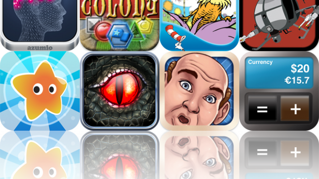 Today's Apps Gone Free: Stress Doctor, New World Colony, Lorax Garden, And More