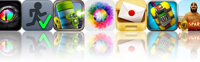 Today's Apps Gone Free: AppZilla 2, To Do Checklist, Wind Up Robots, And More