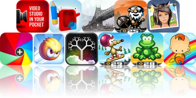 Today's Apps Gone Free: Video Camera, Drawing With Carl, Will Knox - Lexicon, And More
