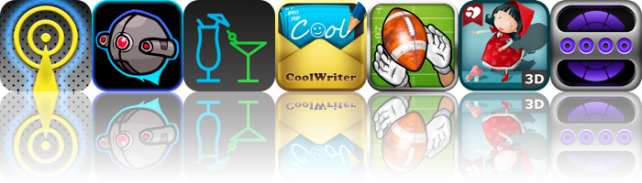 Today's Apps Gone Free: Tunemark Radio, Alpha Swarm, Drink In My Hand, And More