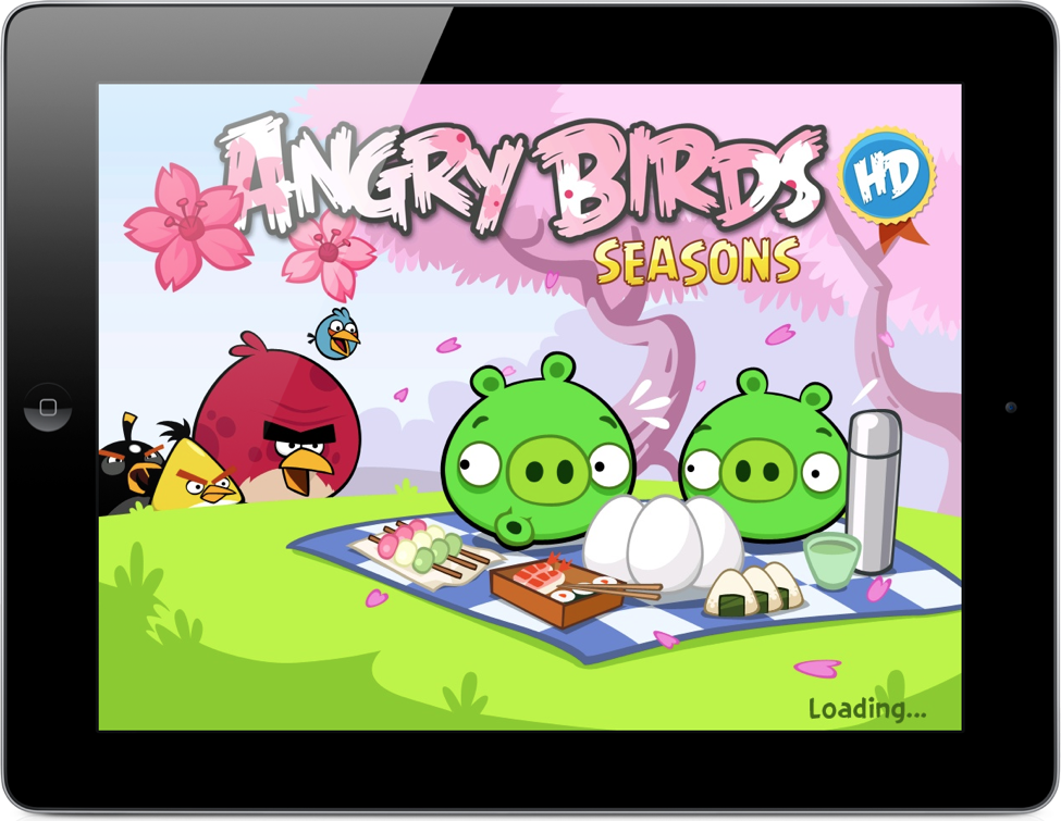 Angry Birds Seasons Gains New Round Of Fun