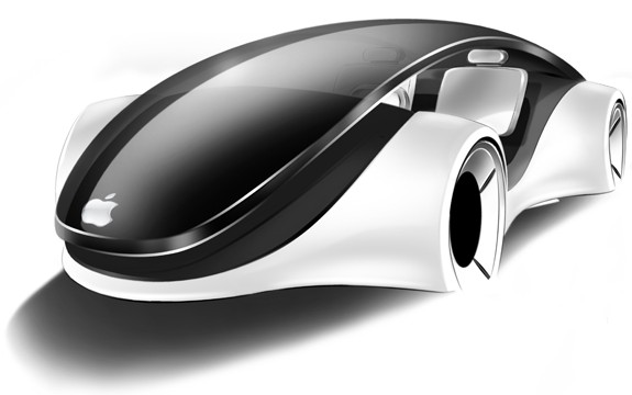 Could Apple Be Making An iCar?