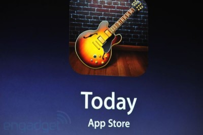 Apple Updates GarageBand, Adds iCloud Support