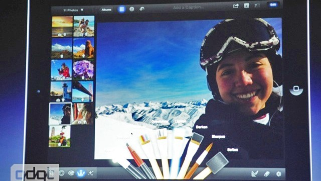 New iPad Allows Print Quality Images - Now For Professionals