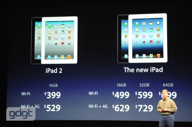 The iPad 2 Remains - At A Cheaper Price