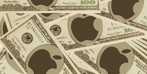 Apple Shares Hit $600 For First Time