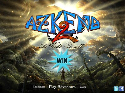 A Chance To Win Azkend 2 HD For iPhone And iPad