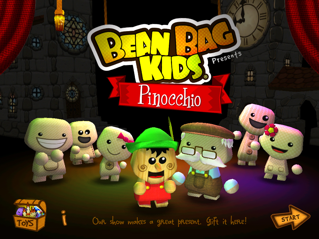 Mundomono Announces Pinocchio, Another Bean Bag Kids Production
