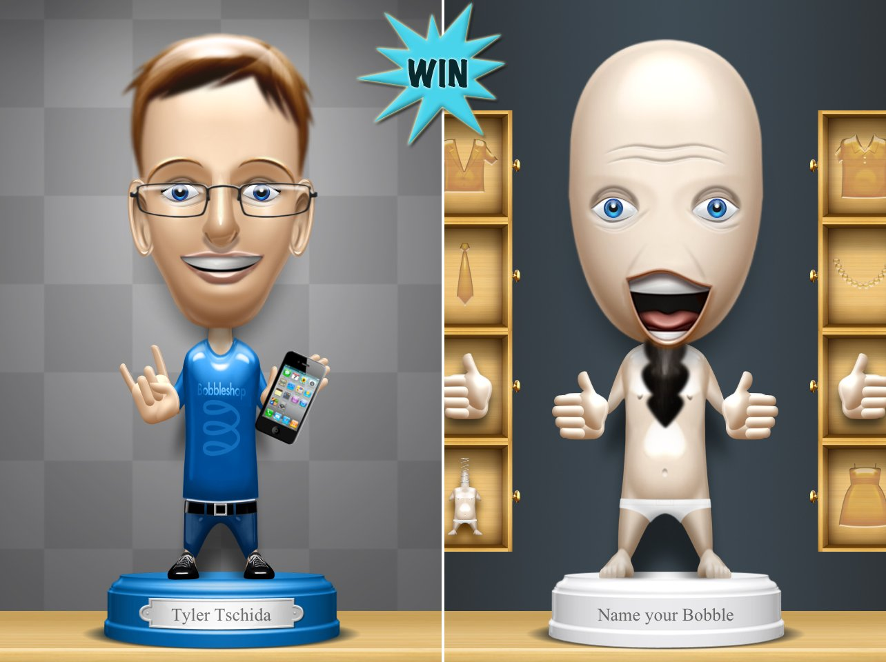 A Chance To Win Bobbleshop For iPhone And iPad