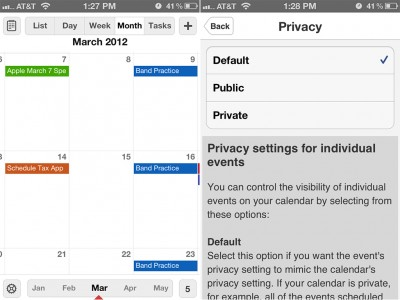 Readdle Updates Their Google Calendar App With Zoom And Additional Privacy Options