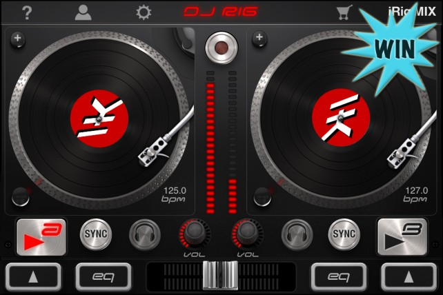 A Chance To Win DJ Rig For iPhone