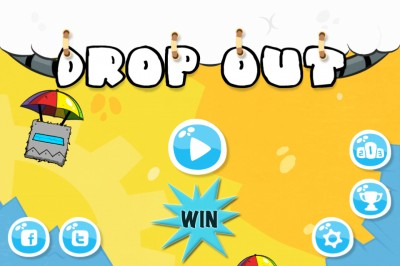 A Chance To Win The Drop Out For iPhone