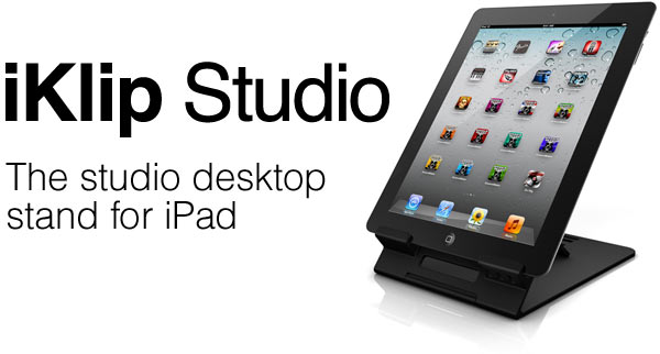 As Sturdy As An Ox, App Advice Goes Hands-On With IK Multimedia's Newest iPad Stand