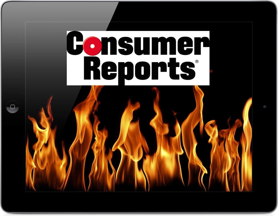 Consumer Reports Takes On New iPad, Overheating Charges