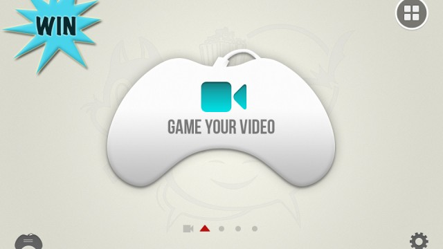 A Chance To Win Game Your Video For iPhone