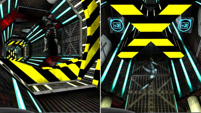 Challenging With High Quality Graphics, Gravity Project Is An Interesting 3-D Running Game