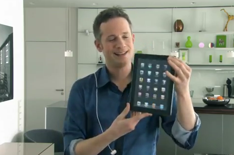 The New iPad 3 Is Quite Magical, Don't You Think?