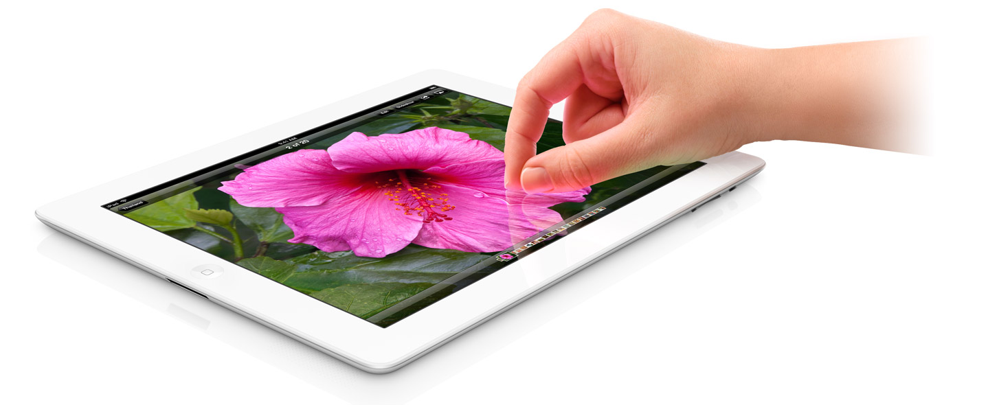 The Apple iPad Event: As It Happened