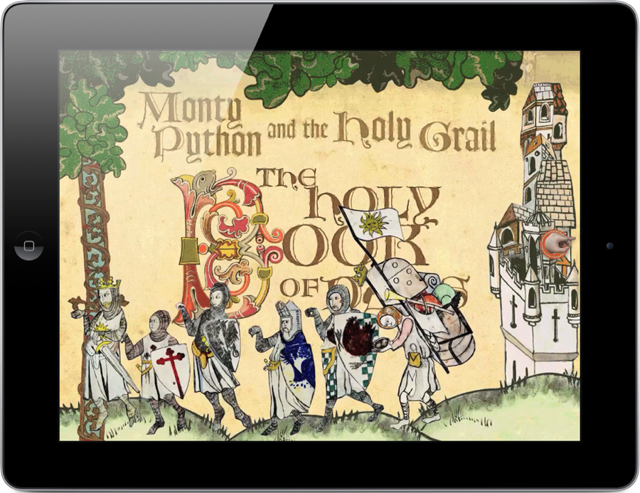 New Monty Python App Interacts With Blu-Ray Movie