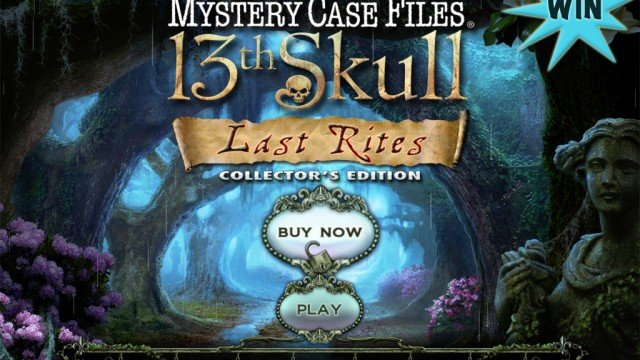 Mystery Case Files: 13th Skull Collector's Edition HD Arrives For iPad