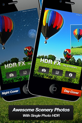 Bring Some Magic To Your Photos With HDR FX