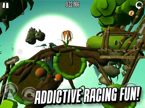 MotoHeroz: Awesome Side-Scrolling, Physics Based, Casual Racer