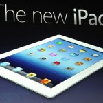Pre-Order Your New iPad Today, Get It On March 16th!