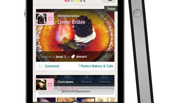 Say So Long To Oink, The Ratings App