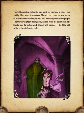Read Poe's Beloved Tales Of The Macabre With iPoe
