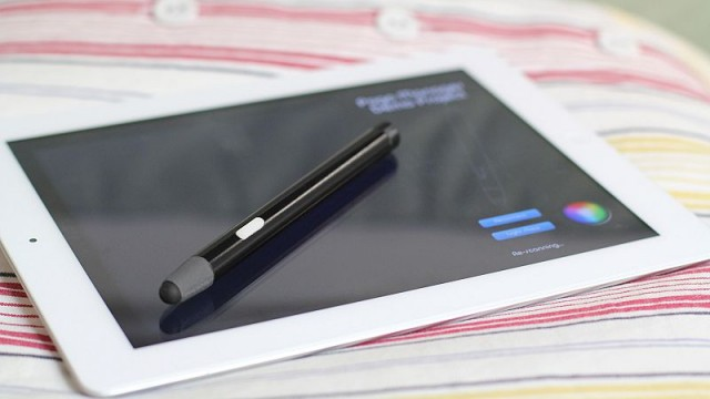 Ten One Design Unveils Pressure-Sensitive Blue Tiger Stylus