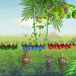 Air Jump, A Side Scrolling Endless Jumper For Those With A Calm Demeanor