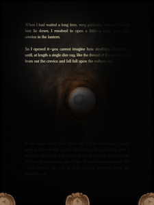iPoe - The Interactive and illustrated Edgar Allan Poe Collection by Play Creatividad screenshot