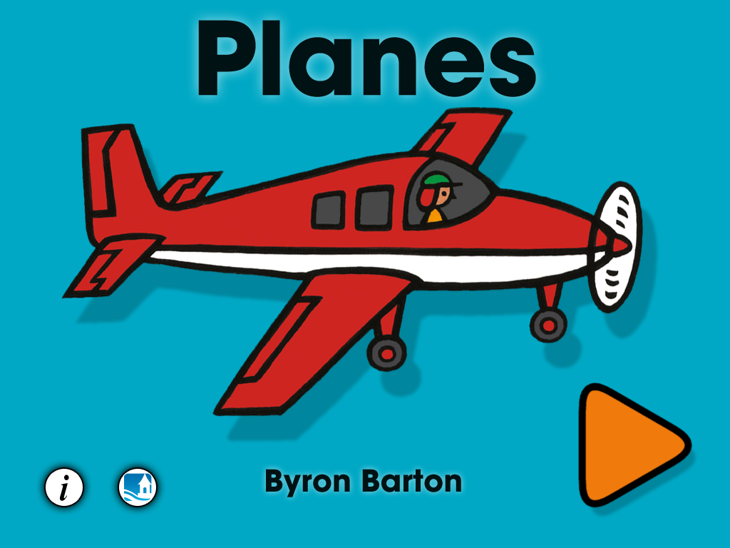 Oceanhouse Media Brings The Great Children's Books Of Byron Barton Into The App Store