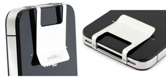 Poddities Money Clip For iPhone Is Stylish, Versatile, Expensive