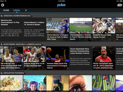 Still One Of The Top News Readers In The App Store, Pulse Steps Into The Local News Scene