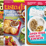 Reader's Digest North America Announces Three New iPad Titles