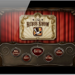 Exclusive: Prepare Yourself For The Rebus Show, Coming Soon To iPad