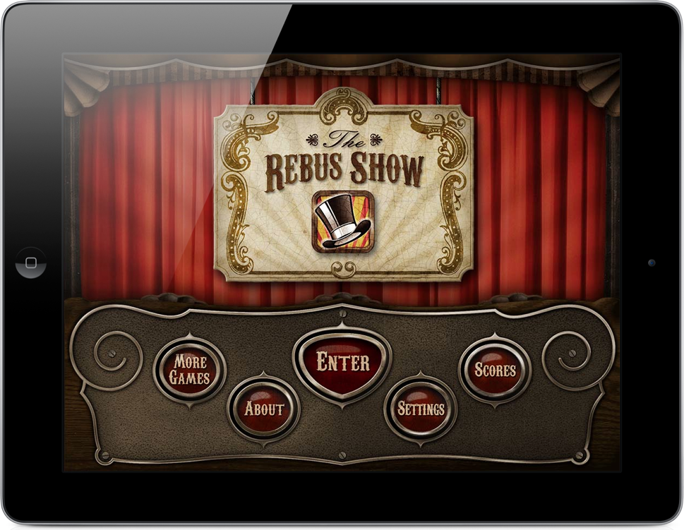 Exclusive: Prepare Yourself For The Rebus Show, Coming ...