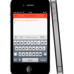 Roller Journal For iPhone Poses Some Interesting Questions