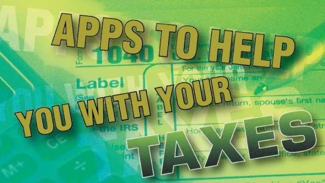 New Applist: Apps For Taxes