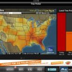 The Weather Channel Apps Get Updated For Spring And The New iPad