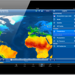 WeatherPro For iPad Updated For New iPad's Retina Display