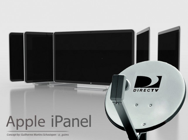 Apple May Have To Consider Satellite Exclusivity For 'iPanel' Programming