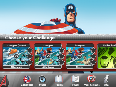 Avengers Origins: Assemble! Updated With Mini-Games Just In Time For The Release Of 'The Avengers'