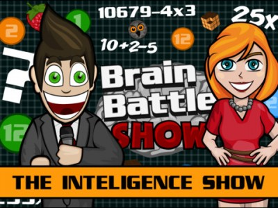 Star In Your Own TV Game Show With Brain Battle Show Deluxe